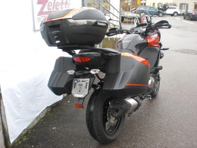 moto occasions acheter kawasaki versys 1000 abs grand tourer zeletti motos zeller co grellingen. Black Bedroom Furniture Sets. Home Design Ideas