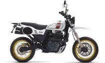 Motorrad Mieten & Roller Mieten MASH X-Ride 650 (Enduro)