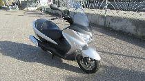 Acheter une moto Occasions SUZUKI UH 125 G Burgman (scooter)