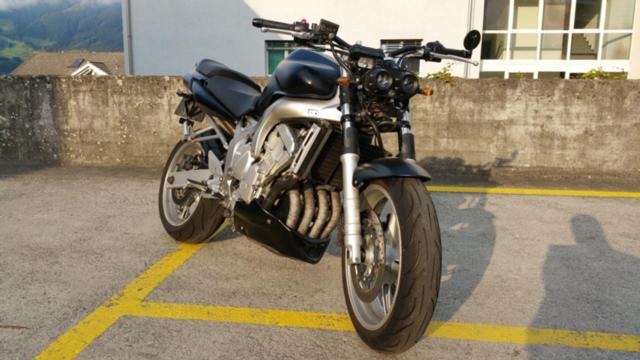 Motorrad kaufen YAMAHA FZ 6 Fazer S Occasion