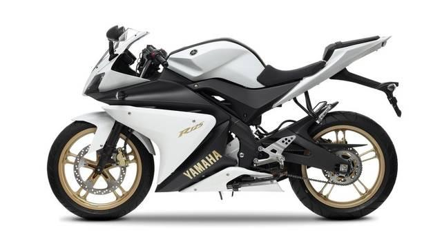 motorrad occasion kaufen yamaha yzf r125 tell 39 s motos. Black Bedroom Furniture Sets. Home Design Ideas