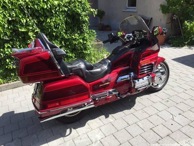 Motorrad kaufen HONDA GL 1500 Gold Wing SE Occasion