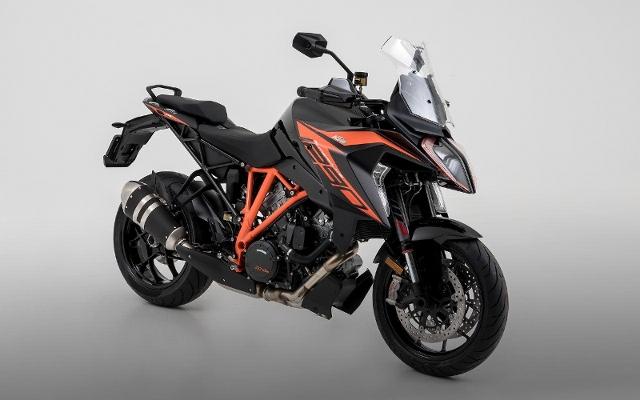 Motorrad kaufen KTM 1290 Super Duke GT Occasion