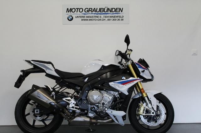Motorrad kaufen BMW S 1000 R ABS Vorführmodell