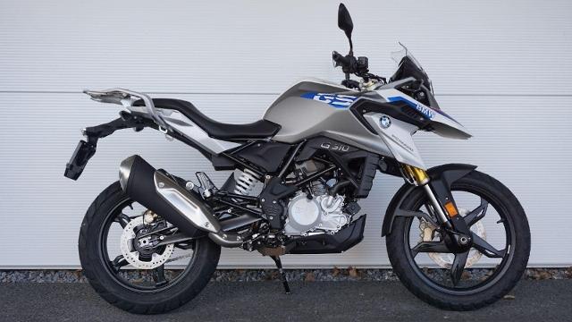 Motorrad kaufen BMW G 310 GS ABS Neufahrzeug