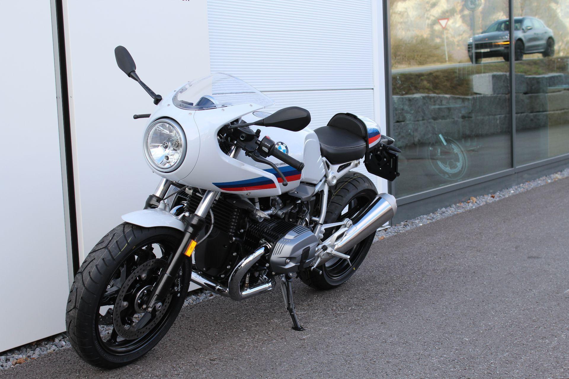 motorrad vorf hrmodell kaufen bmw r nine t racer abs moto graub nden maienfeld. Black Bedroom Furniture Sets. Home Design Ideas