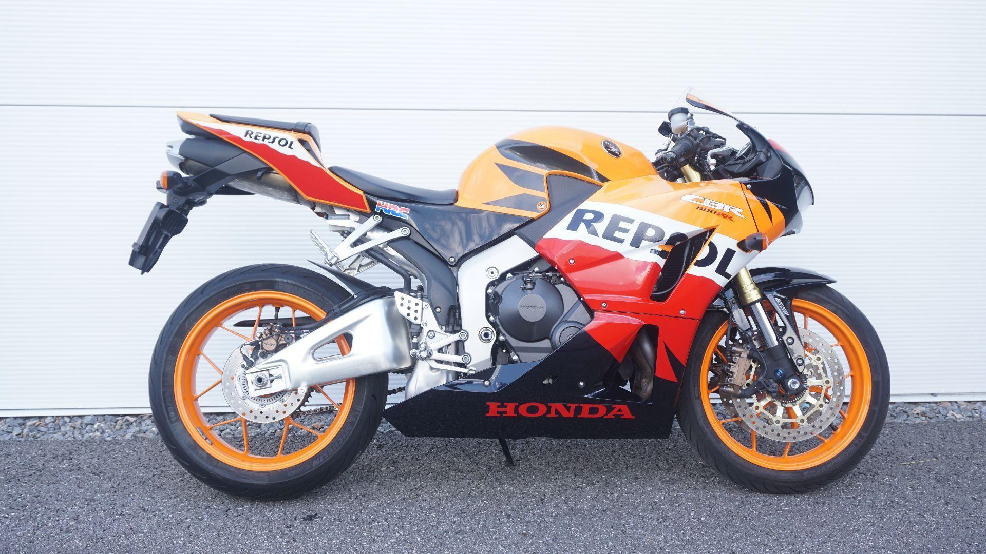 Moto Occasioni Acquistare Honda Cbr 600 Ra Abs Moto Graubünden