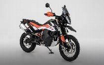 Motorrad kaufen Occasion KTM 790 Adventure (enduro)