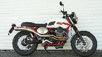 Motorrad kaufen Occasion MOTO GUZZI V7 II Stornello ABS (retro)