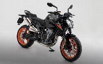 Motorrad kaufen Occasion KTM 790 Duke L (naked)