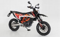 Töff kaufen KTM 690 SMC R Supermoto * Factory Dekor Kit * Supermoto
