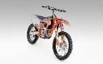 Töff kaufen KTM 450 SX-F Caroli Edition Motocross