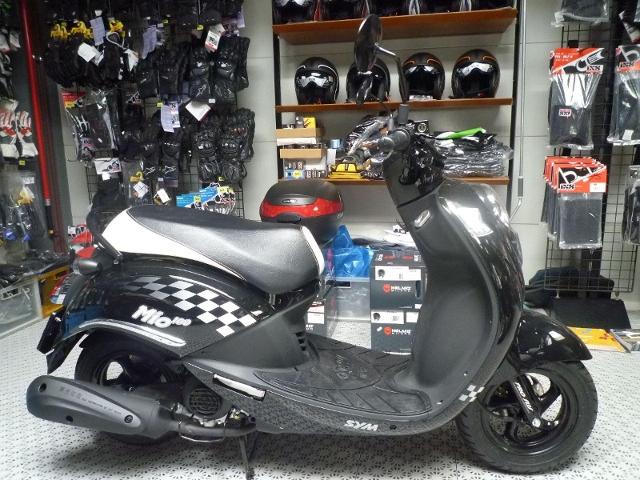 Motorrad kaufen SYM Mio 100 Neufahrzeug