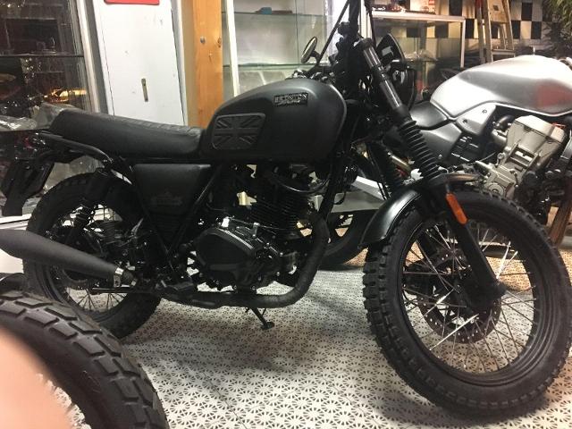 moto neuve acheter brixton bx 125 x scrambler gr tter motorrad center sissach. Black Bedroom Furniture Sets. Home Design Ideas