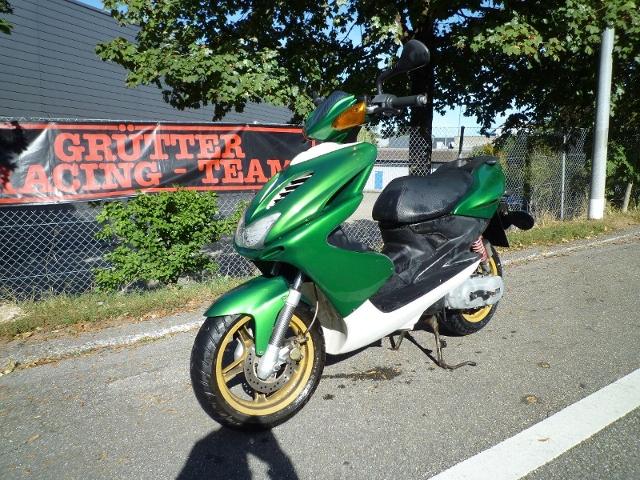 Motorrad kaufen MBK Nitro YQ 50 JAGUAR Occasion