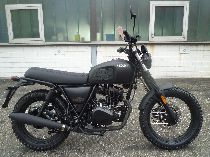 Motorrad kaufen Neufahrzeug BRIXTON BX 125 X Scrambler (touring)
