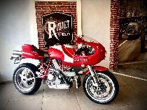 Motorrad kaufen Vorführmodell DUCATI 900 MHe (retro)