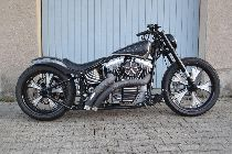 Töff kaufen HARLEY-DAVIDSON FXSTB 1450 Softail Night Train Custom