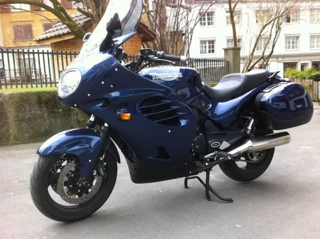 Motorrad kaufen TRIUMPH Trophy 1200 Occasion