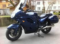 Motorrad kaufen Occasion TRIUMPH Trophy 1200 (touring)