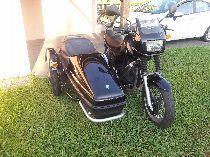 Motorrad kaufen Occasion MZ 500 Saxon Voyager (gespann)