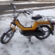 Motorrad kaufen Occasion PIAGGIO SI-PTT (mofa)
