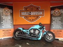 Motorrad kaufen Occasion HARLEY-DAVIDSON VRSCAWA 1250 V-Rod ABS (custom)