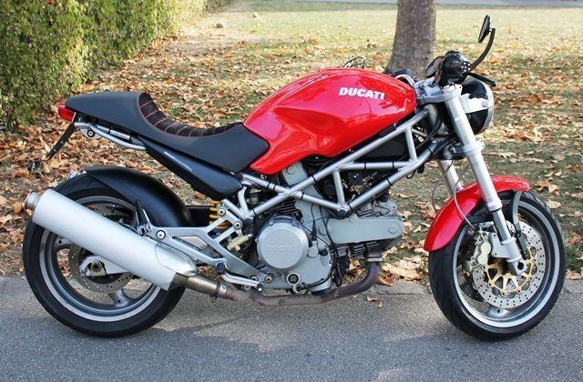 Motorrad kaufen DUCATI 620 I.E. Monster Occasion