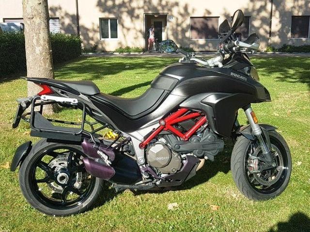 Motorrad kaufen DUCATI 1200 Multistrada ABS S Occasion