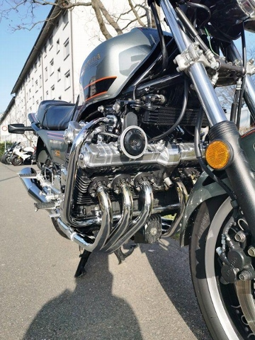 Motorrad kaufen HONDA Alle CBX 1000 SC06 Occasion