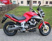 Motorrad kaufen Occasion MOTO GUZZI Breva V1100 (naked)