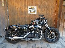 Töff kaufen HARLEY-DAVIDSON XL 1200 X Sportster Forty Eight Custom