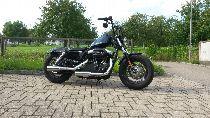 Motorrad kaufen Occasion HARLEY-DAVIDSON XL 1200 X Forty-Eight (custom)