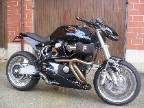 Acheter une moto Occasions BUELL X1 1200 Lightning (touring)