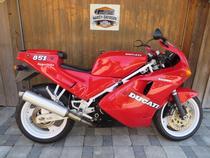 Motorrad kaufen Occasion DUCATI 851 Superbike (sport)