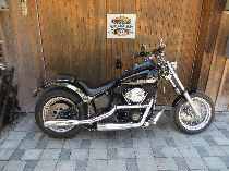 Motorrad kaufen Occasion HARLEY-DAVIDSON FXSTB 1340 Softail Night Train (custom)