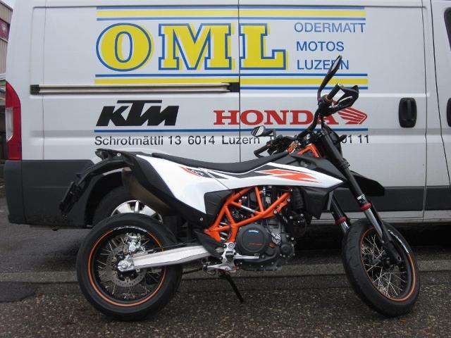 Motorrad kaufen KTM 690 SMC R Supermoto Neufahrzeug