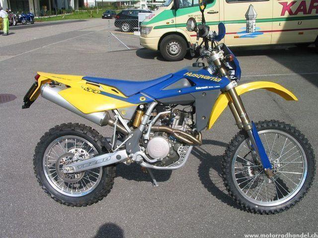 Motorrad kaufen HUSQVARNA 250 TE Vorjahresmodell