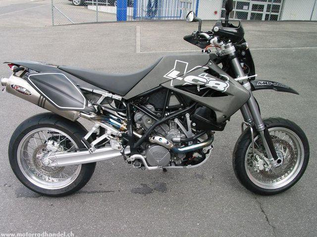 Motorrad kaufen KTM 950 Supermoto Occasion