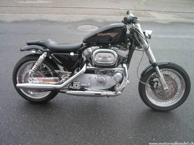 Motorrad kaufen HARLEY-DAVIDSON XL 1200 S Sportster Occasion
