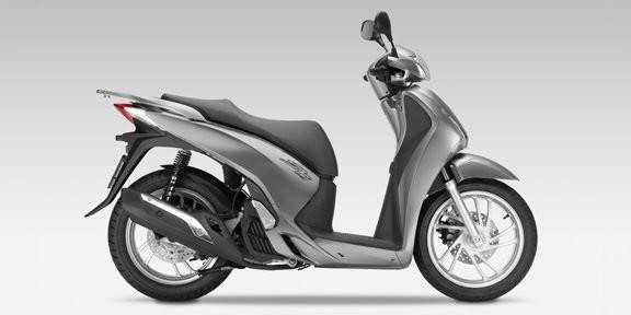 Motorrad Mieten Honda Sh 125 Ad Abs Odermatt Motos Luzern Gmbh