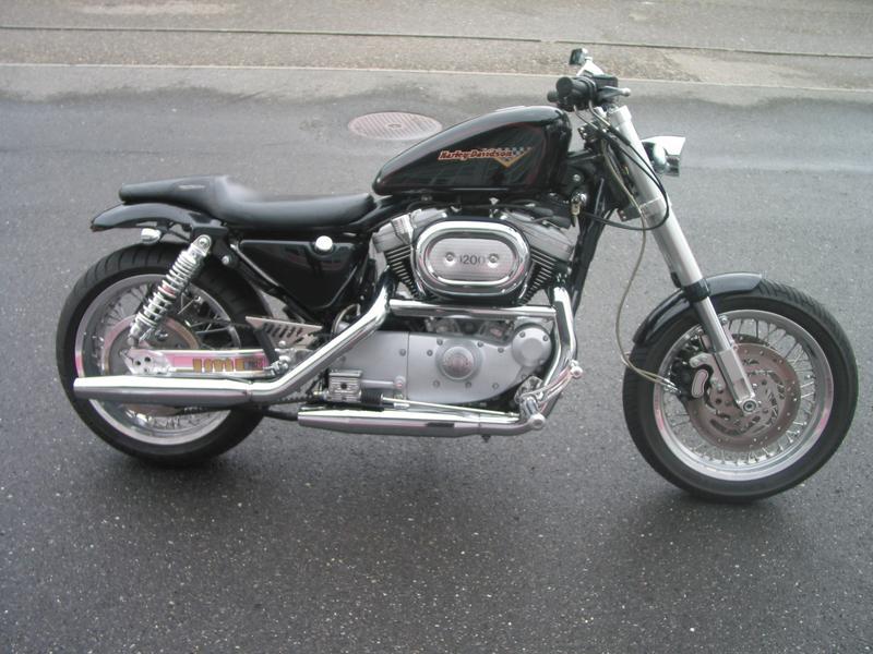 motorrad occasion kaufen harley davidson xl 1200s sportster odermatt motos luzern gmbh littau luzern. Black Bedroom Furniture Sets. Home Design Ideas