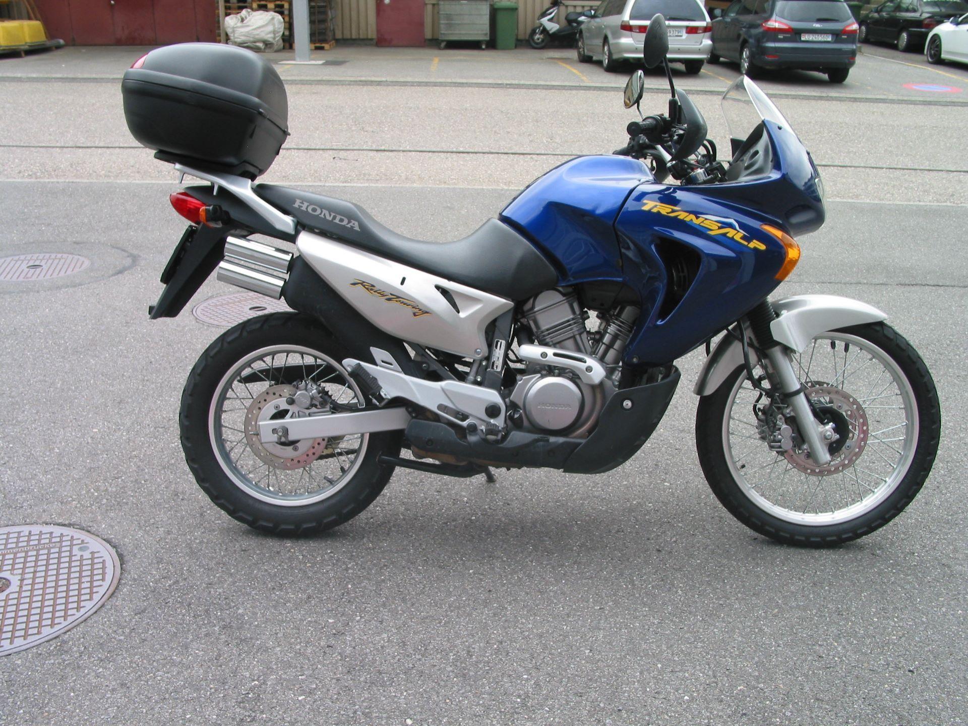 Motorrad Occasion kaufen HONDA XL 650 V Transalp Odermatt ... Honda Occasions