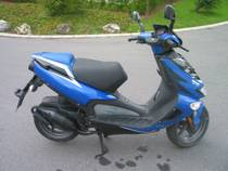 Motorrad kaufen Occasion APRILIA SR 50 Ditech (roller)