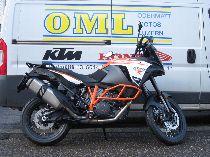 Motorrad kaufen Vorjahresmodell KTM 1290 Super Adventure ABS (enduro)