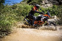 Rent a motorbike KTM 1290 Super Adventure ABS (Enduro)