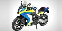 Töff kaufen HONDA CBR 650 FA ABS Domi #77 Sport