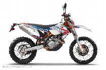 Motorrad kaufen Neufahrzeug KTM 500 EXC (enduro)