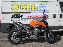 Motorrad kaufen Vorjahresmodell KTM 790 Duke (naked)