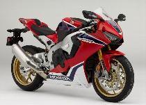Motorrad Mieten & Roller Mieten HONDA CBR 1000 SP (Sport)